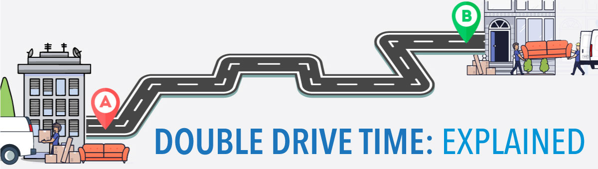 Double drive time